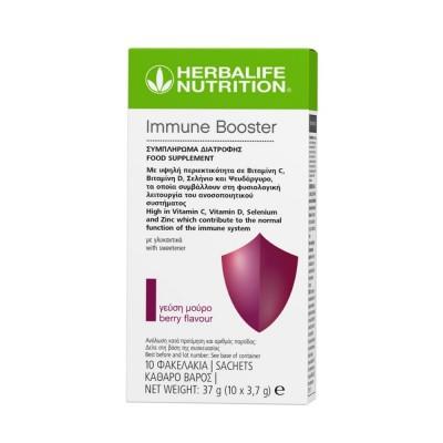 Immune Booster Γεύση Μούρο 10 Φακελ. 3.7g