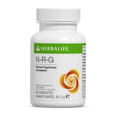 N-R-G Φυσικό Εκχύλισμα Γκουαράνα